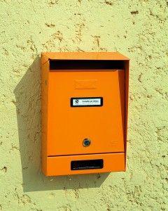 Szinterezett acél postaláda 10-201.21