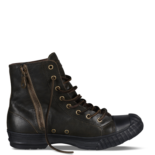 converse boots olive