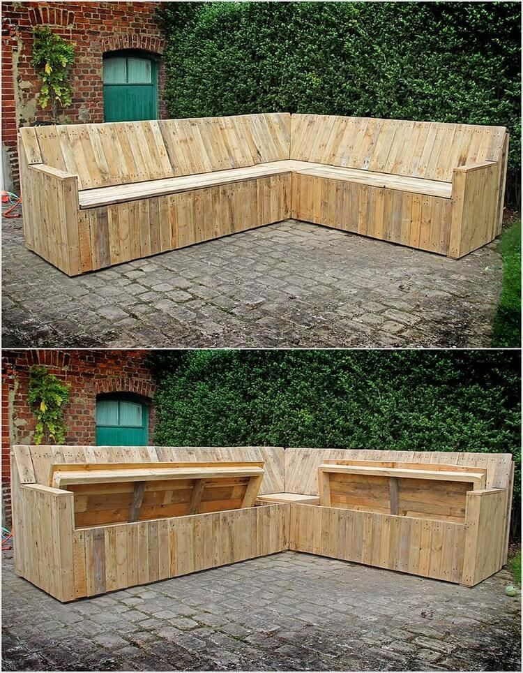 Innovative Ideas to Recycle Old Wood Pallets | Pallet ...