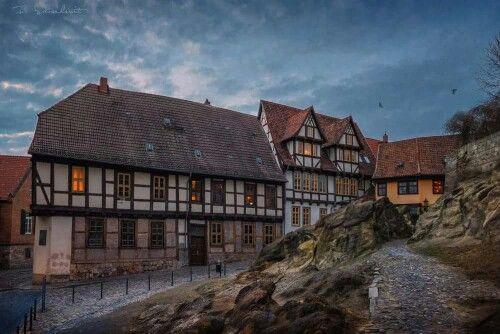 Häuser am Schlossberg, Quedlinburg Quedlinburg, Haus