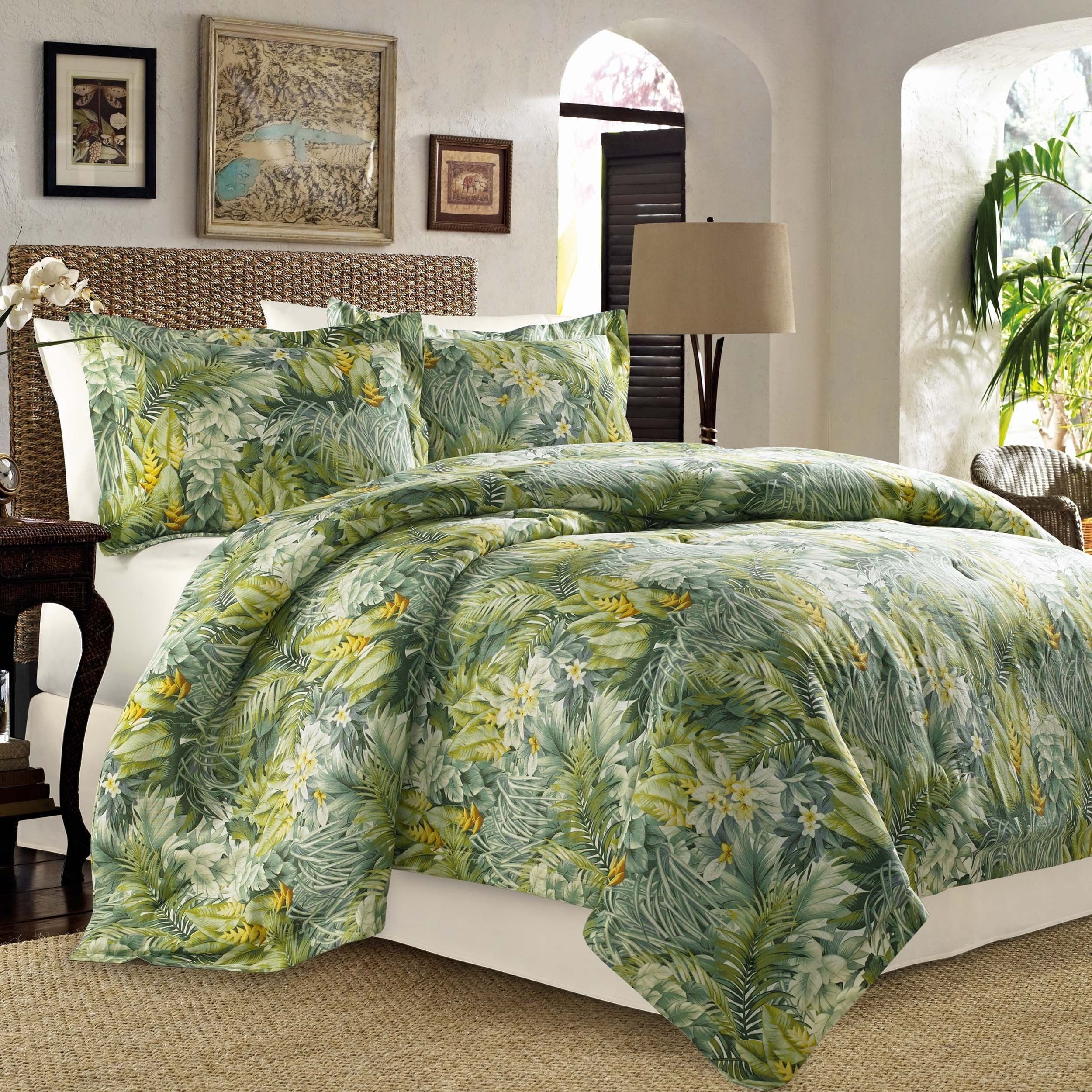 Tommy Bahama Cuba Cabana Cotton Comforter Set With Images