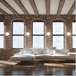 Photo of Allround Flat lampada da parete e soffitto 16 cromo nero Top Light