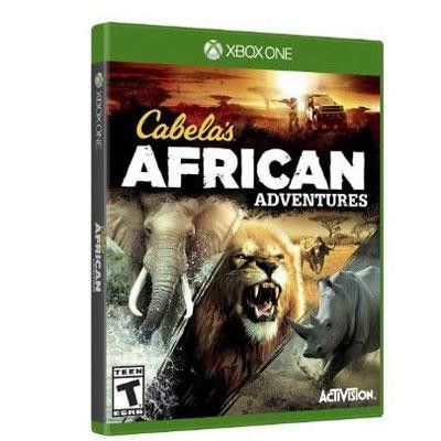 Cabelas AfricanAdventures XOne - Activision Blizzard Inc - 77061