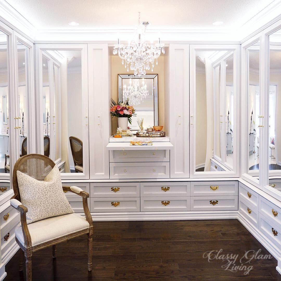 Beautiful Closets Pictures beautiful closet @classyglamliving | closets | pinterest