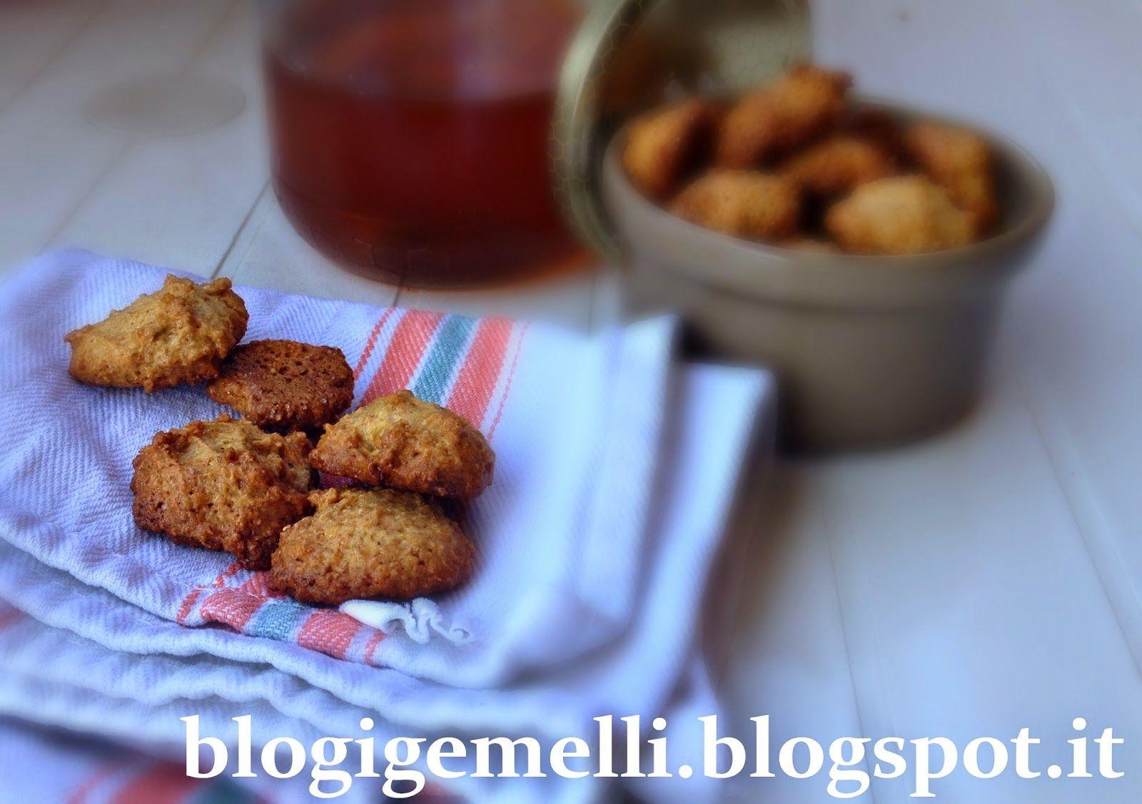 Biscotti integrali al miele http://blogigemelli.blogspot.it/2014/09/biscotti-integrali-al-miele.html#more