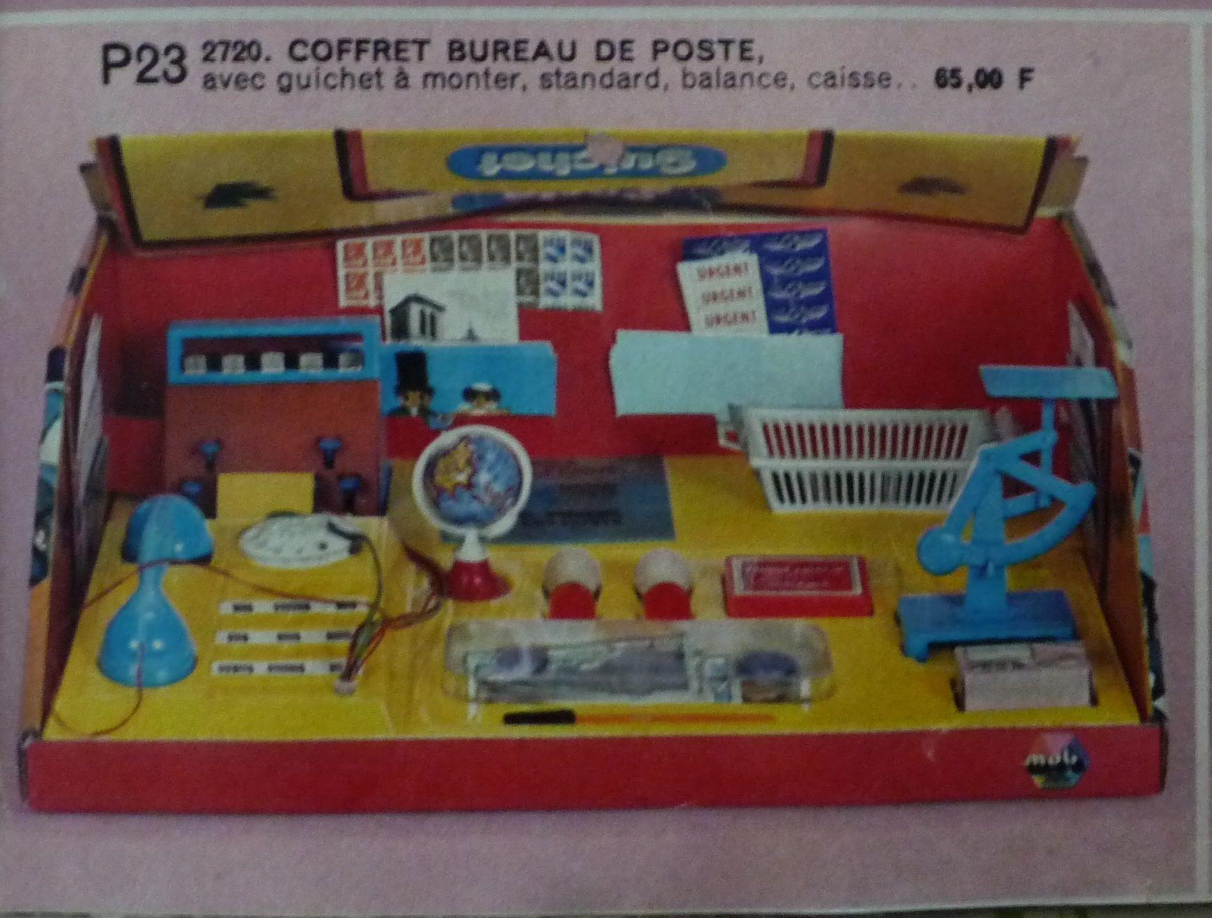 Le Bureau De Poste Vintage Catalogue De Jouets 1975 Catalogue De Jouet Jouet Enfance