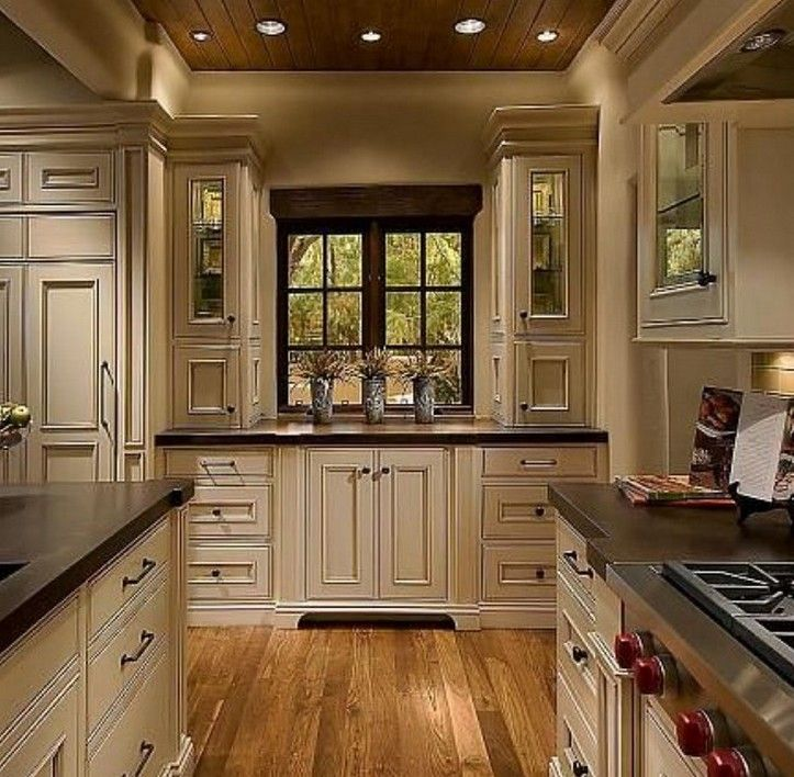 Light Colored Kitchen Cabinets: Kitchen Images Bone Color - Google Search In 2019