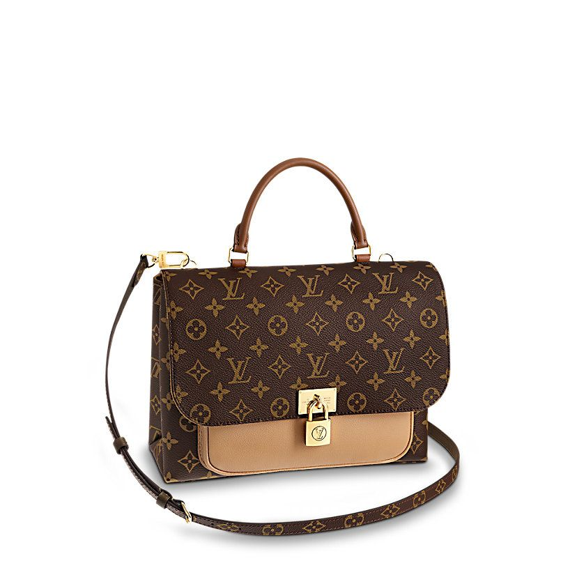 6313e9bc53cc Marignan Monogram Canvas Women Handbags