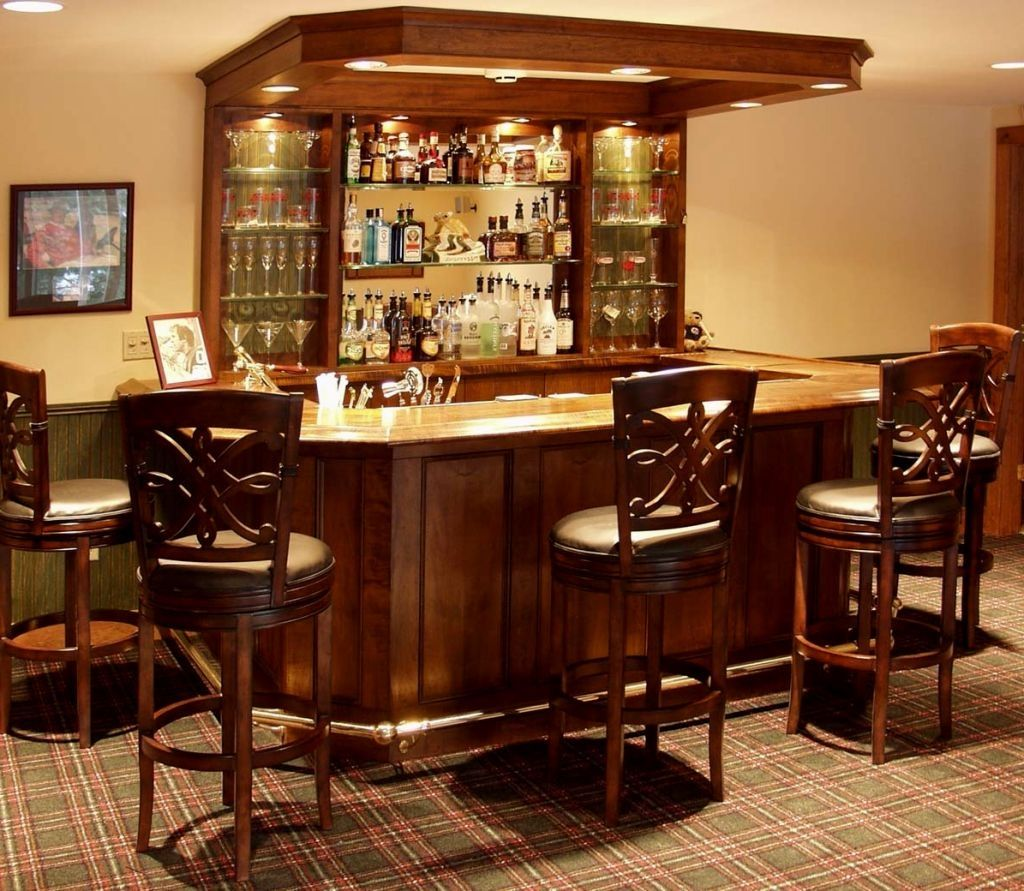 Home Bar Small Space - Interior House Paint Ideas Check more at http ...