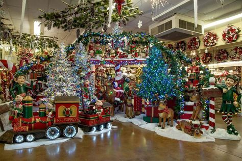 the biggest and best christmas store in texas decorators warehouse in arlington