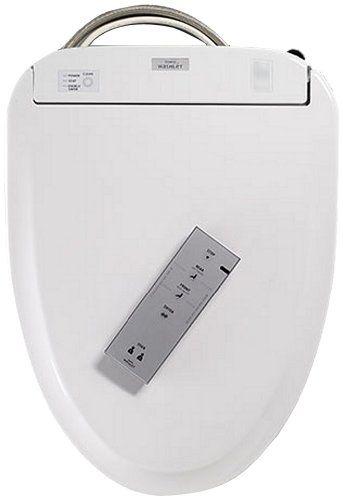 Toto Sw573 01 Washlet S300e Toilet Seat Round With Ewater Cotton