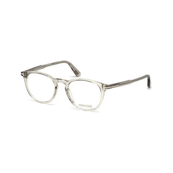 8b3ff1ffc317 Tom Ford FT5401 020 Eyeglasses ( 170) ❤ liked on Polyvore featuring  accessories