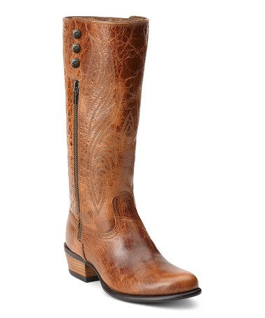 Look What I Found On Zulily Gingersnap Uproar Leather Western Boot Women Zulilyfinds Boots Womens Boots Western Boots Women