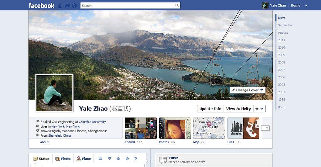 40 Timelines Criativas para Facebook - Assuntos Criativos