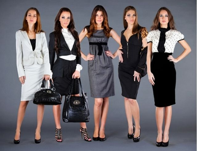 Business Attire For Young Women Dresses #businessattireforyoungwomen