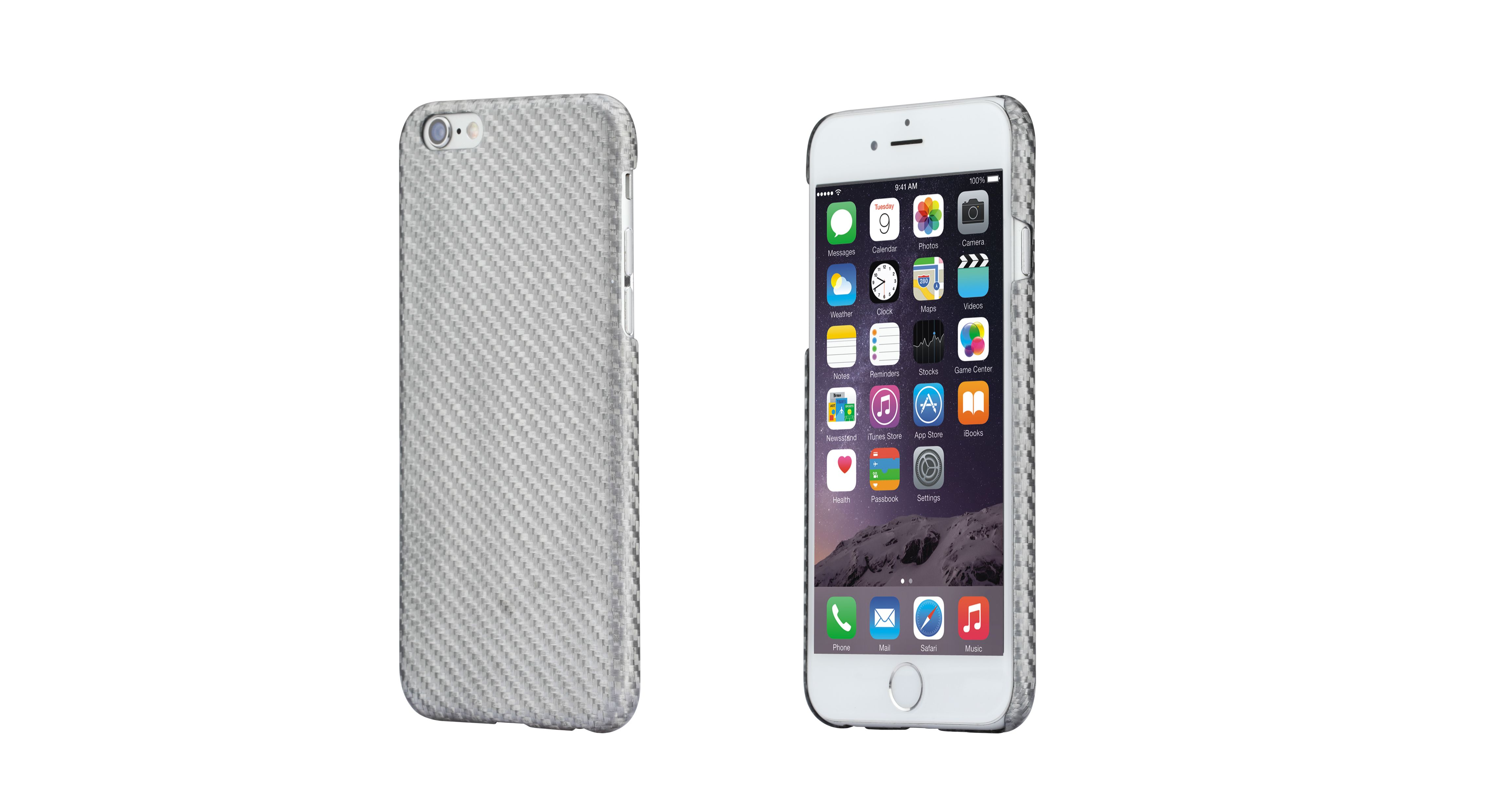 Glass fibre phone case probably your last phone case