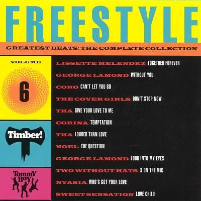 freestyle greatest hits vol 6 - Google Search | 1980's Old