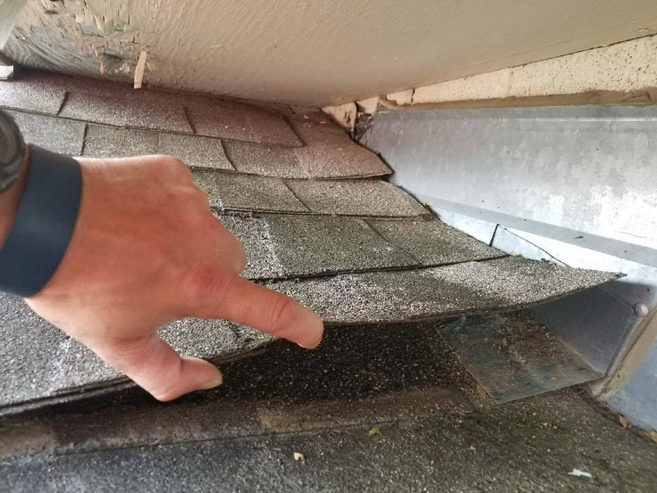Do you have hail damage give us a call today 406 272