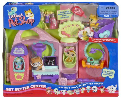 Hasbro Littlest Pet Shop Get Better Center Lps Toys Lps