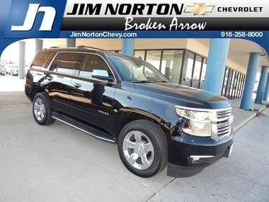 New 2015 Chevrolet Tahoe Ltz Broken Arrow Ok Jim Norton Chevrolet Chevrolet Tahoe Chevrolet Broken Arrow