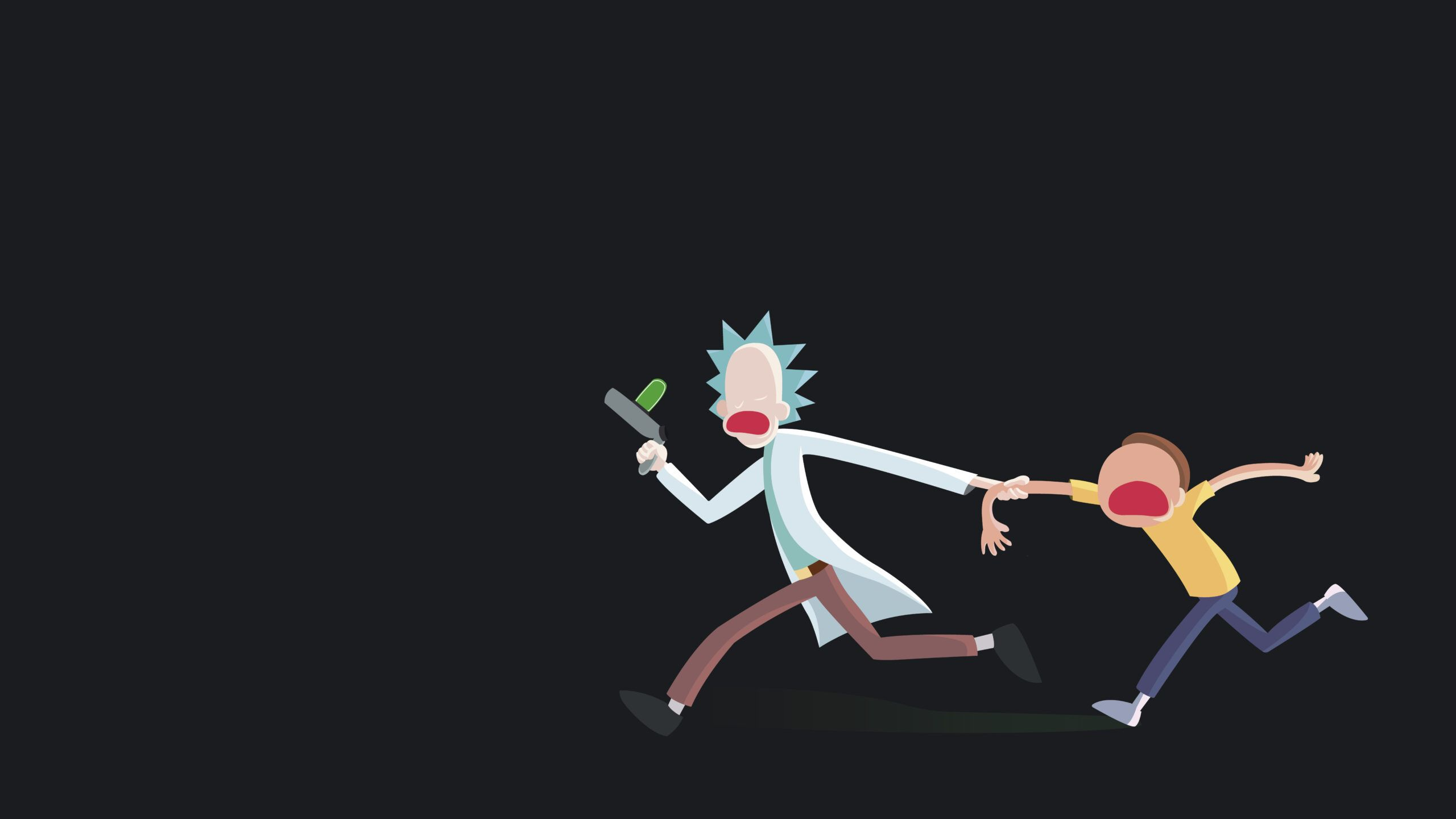 Rick And Morty Mac Wallpaper In 2020 Wallpaper Pc Mac Wallpaper Cool Wallpapers For Phones