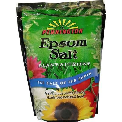 epsom salt for gardening. Epsom Salt For Gardening