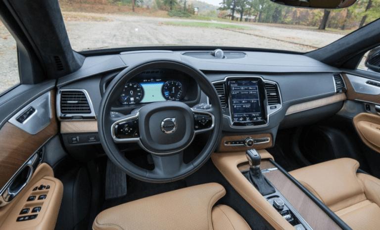 2020 Volvo Xc90 Hybrid Spy Shots Spied Release Date Price Volvo Xc90 Volvo Volvo Hybrid