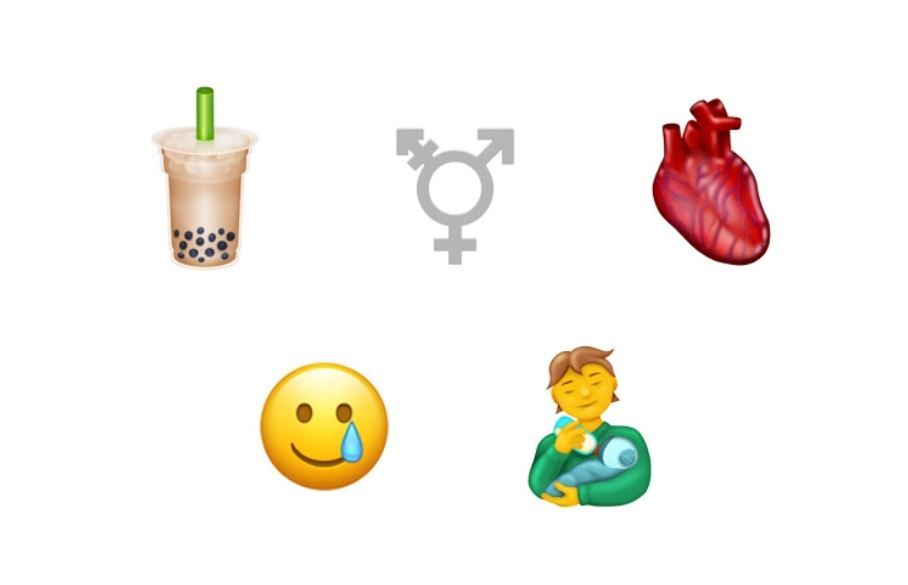 117 New Emojis Are Coming This Year Including Polar Bears And