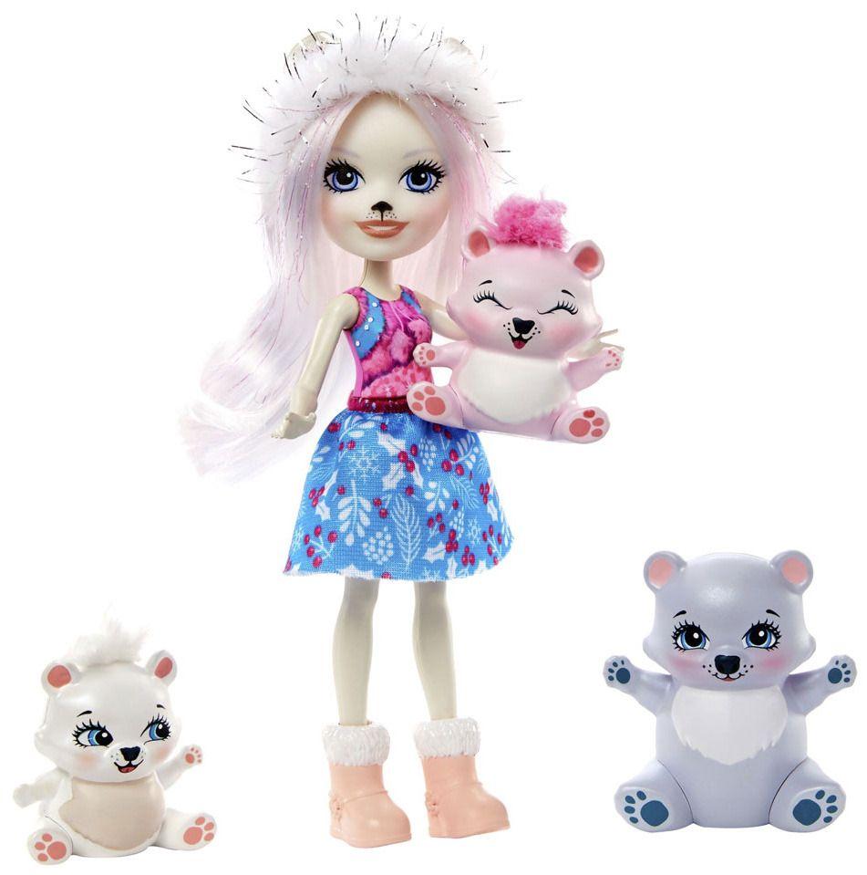 Enchantimals Dolls — Sage Skunk & Caper in 2020 Dolls
