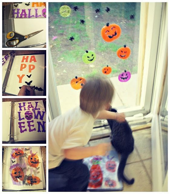 Momma harvey do it yourself window cling organizer cute fall momma harvey do it yourself window cling organizer solutioingenieria Images