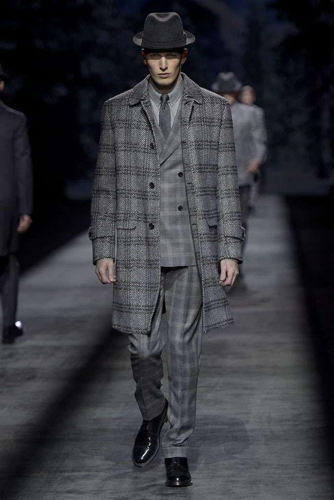 Male Fashion Trends: Brioni Fall/Winter 2016/17 - Milán Fashion Week