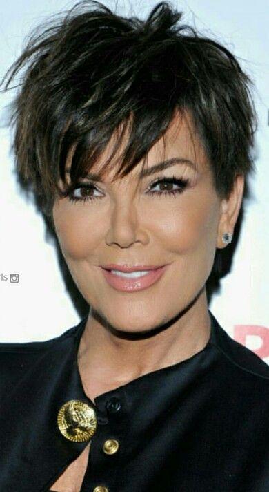 AA Hair Jenner Hair Kris Jenner Hair Short Hair Styles