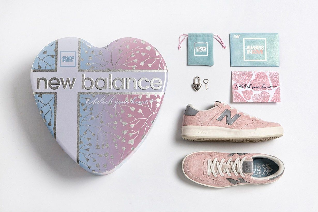 new balance 2017 love lock