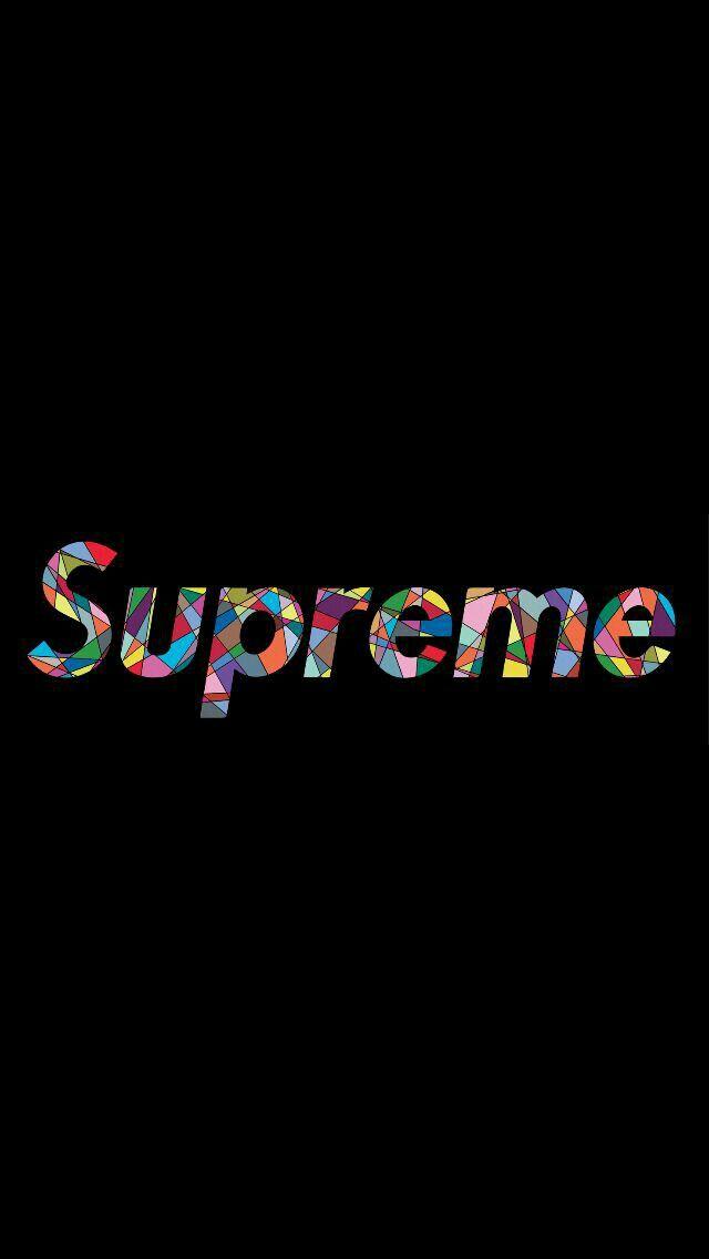 Supreme Wallpaper In 2019 Supreme Wallpaper Supreme Logo