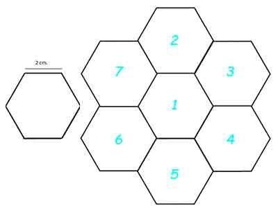 Patchwork patrones diy patrones de colchas patrones - Patrones para colchas de patchwork ...