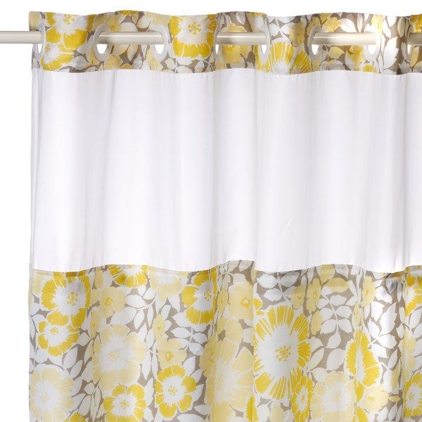Fan Floral Shower Curtain Bed Bath Beyond With Images