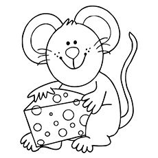 Top 10 Rat Coloring Pages For Little Ones Animal Coloring Pages