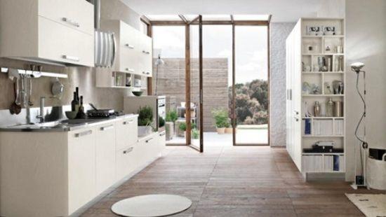 Elegant \u0026 Practical Kitchen Designs & Elegant \u0026 Practical Kitchen Designs | kitchen cabinets | Pinterest ...