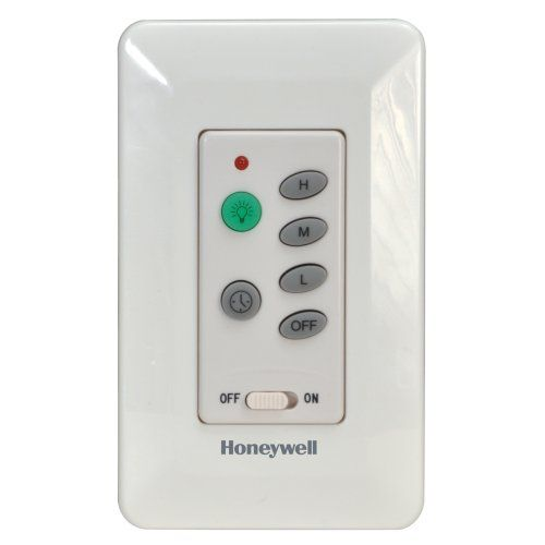 Honeywell Wall Mount Cover Plate
