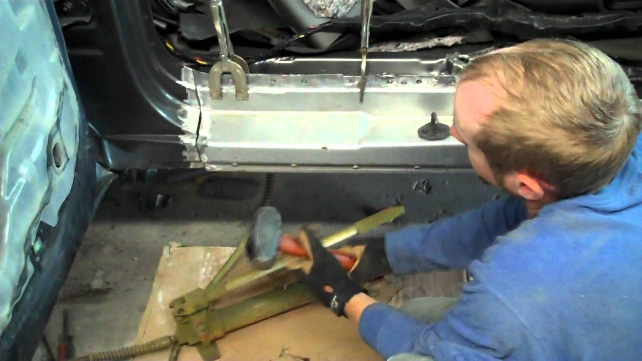 how to change rocker panels