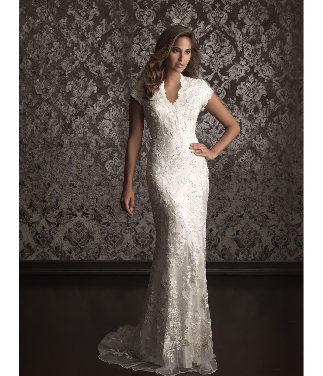 Allure Modest Wedding Gowns: Modest Wedding Dresses, Modest Wedding