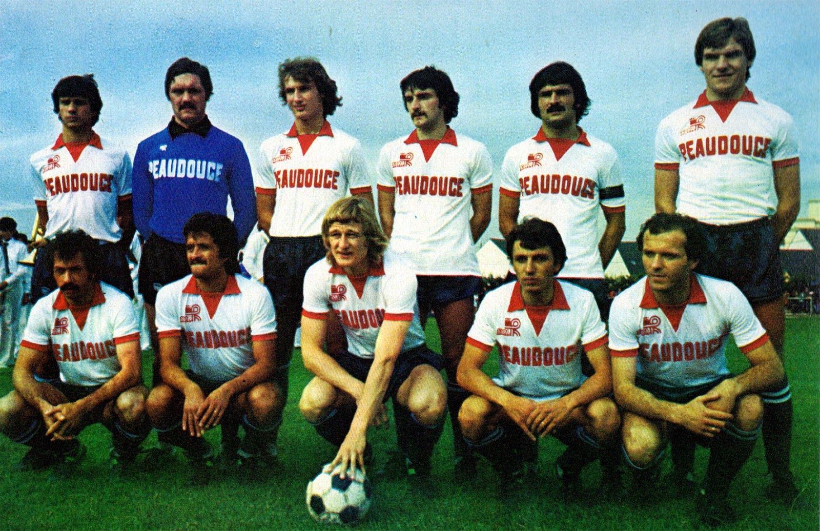LILLE OLYMPIQUE SPORTING CLUB 197879 Debouts René