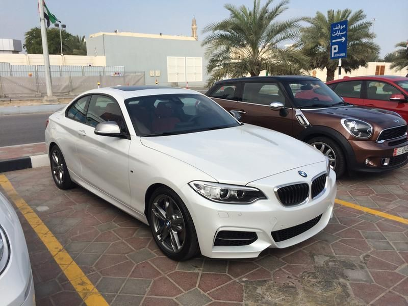 Bmw M235i Coupe White