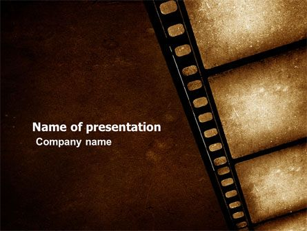Httppptstarpowerpointtemplatemovie Strip Movie Strip