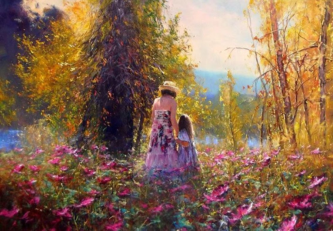Robert Hagan (60 фото) в 2019 г. | Импрессионист ...