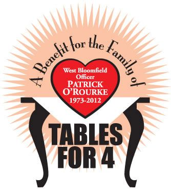 Chef Matt Prentice is asking Metro Detroiters to Dine Out for the O'Rourkes on October 3. The Detroit chef is leading a restaurant fundraiser for the West Bloomfield Hero Fund and the family off slain officer Patrick O'Rourke On Wednesday October 3, 2012 Detroit Prime will donate 25 percent of its proceeds to the O'Rourke Family.