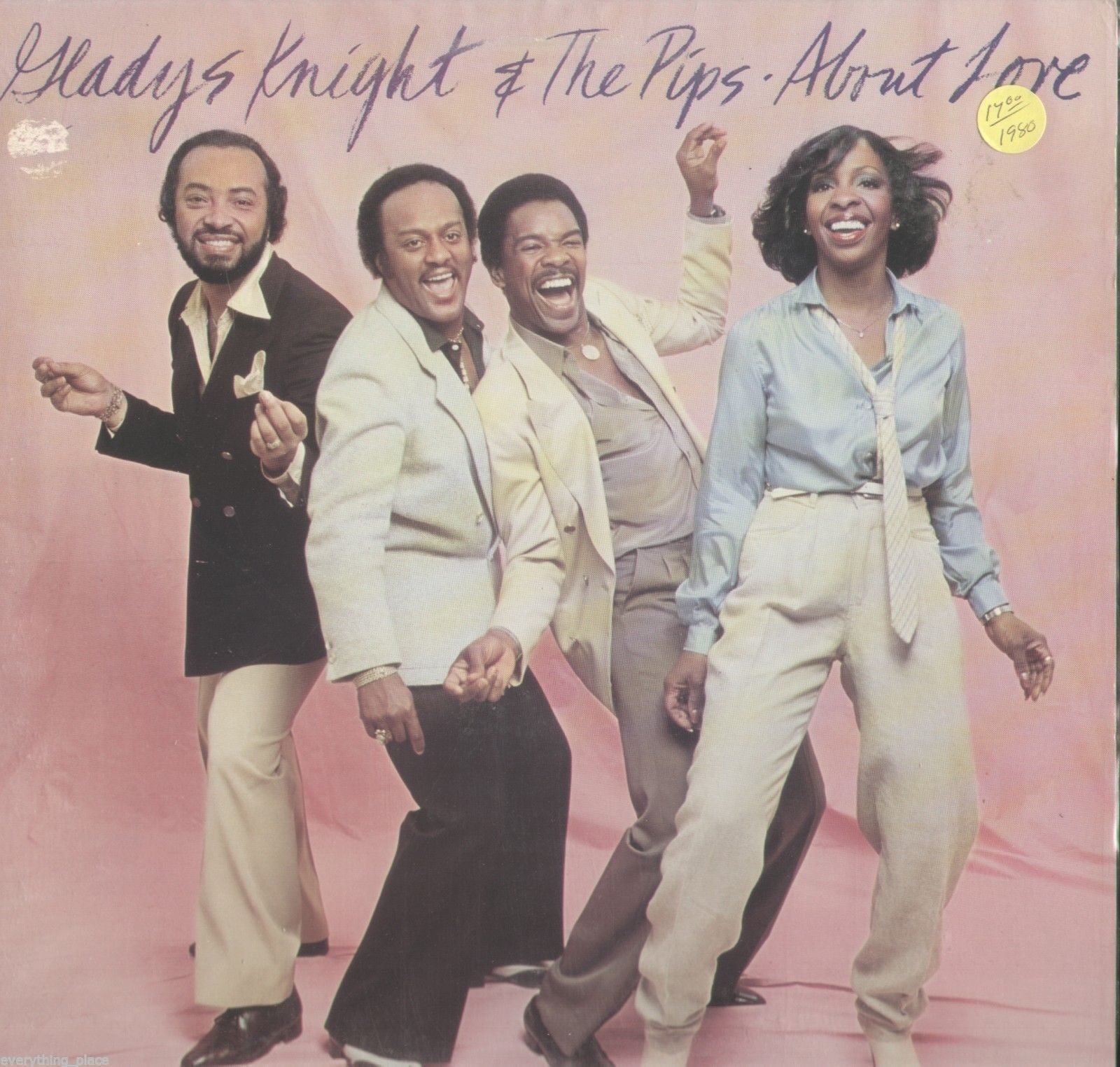 Gladys Knight The Pips About Love Vinyl Lp Record Album Gladys Knight Rhythm And Blues Soul Singers