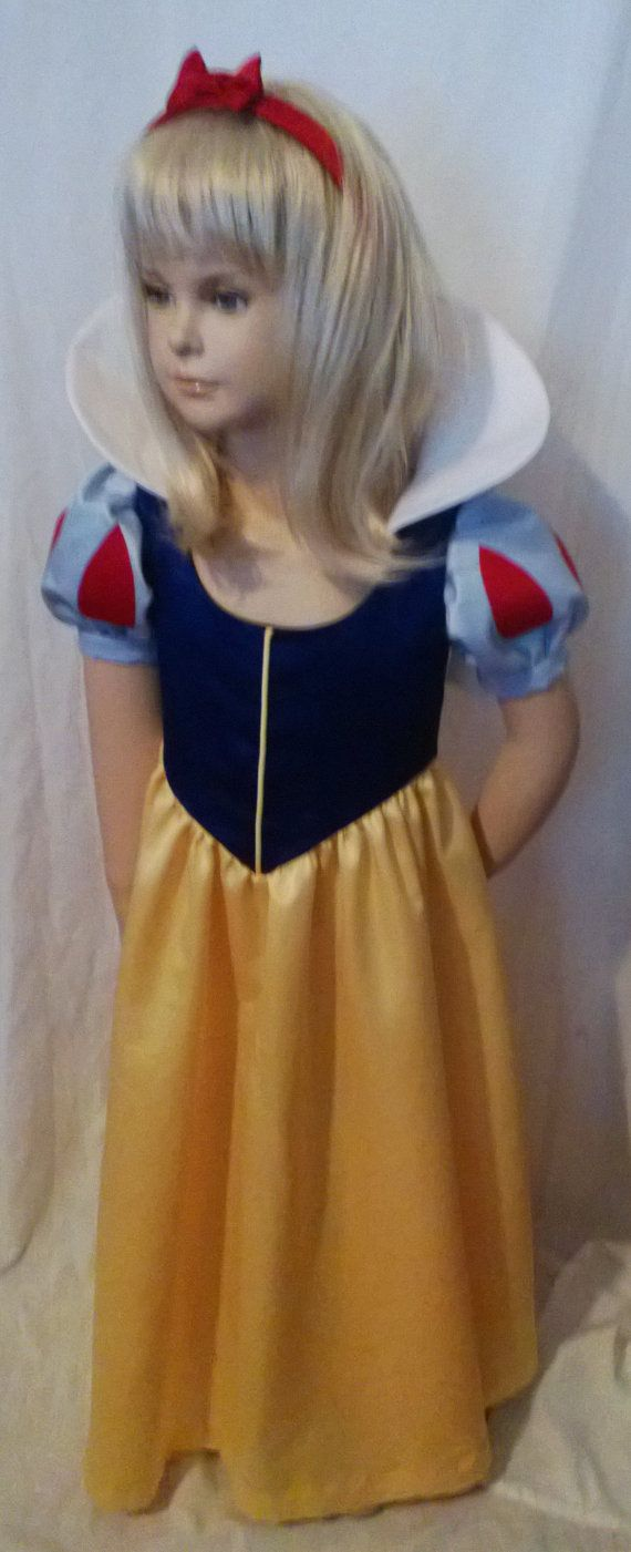 Snow White Costume -- Made to order | Gifts | Snow white