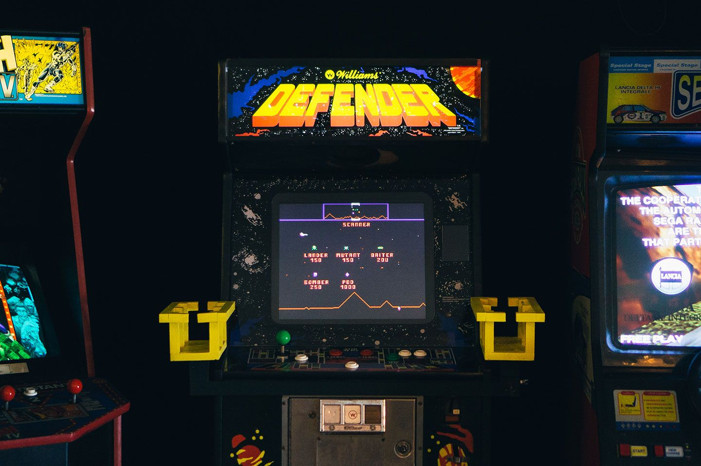 5 of the Best Video Game Arcades in London Arcade