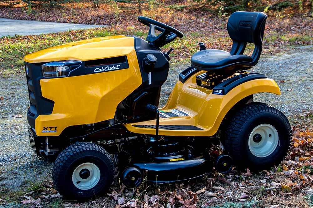Troubleshooting A Cub Cadet Lawn Mower